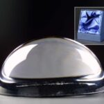 Crystal Domed Paperweight In Presentation Box - £20.65 Including Engraving