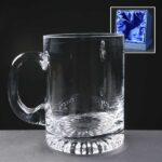 Balmoral Glass Tankard In Presentation Box - From £24.10 Including Engraving