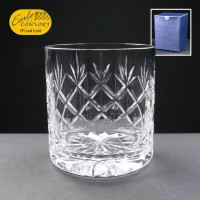 Earle Crystal Whisky Glass Supplied In Blue Cardboard Gift Box - From £13.75