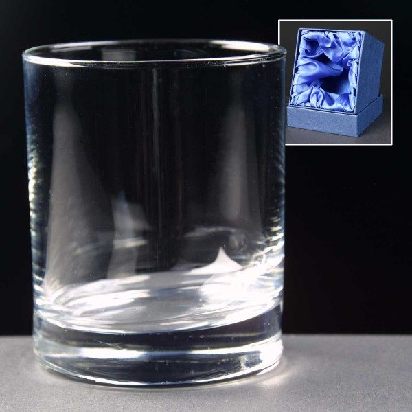 Islande Whisky Glass Supplied In Satin Lined Presentation Box - From £11.40